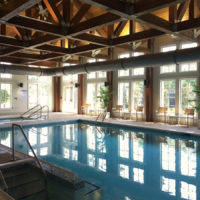 ccrc pool to promote wellness